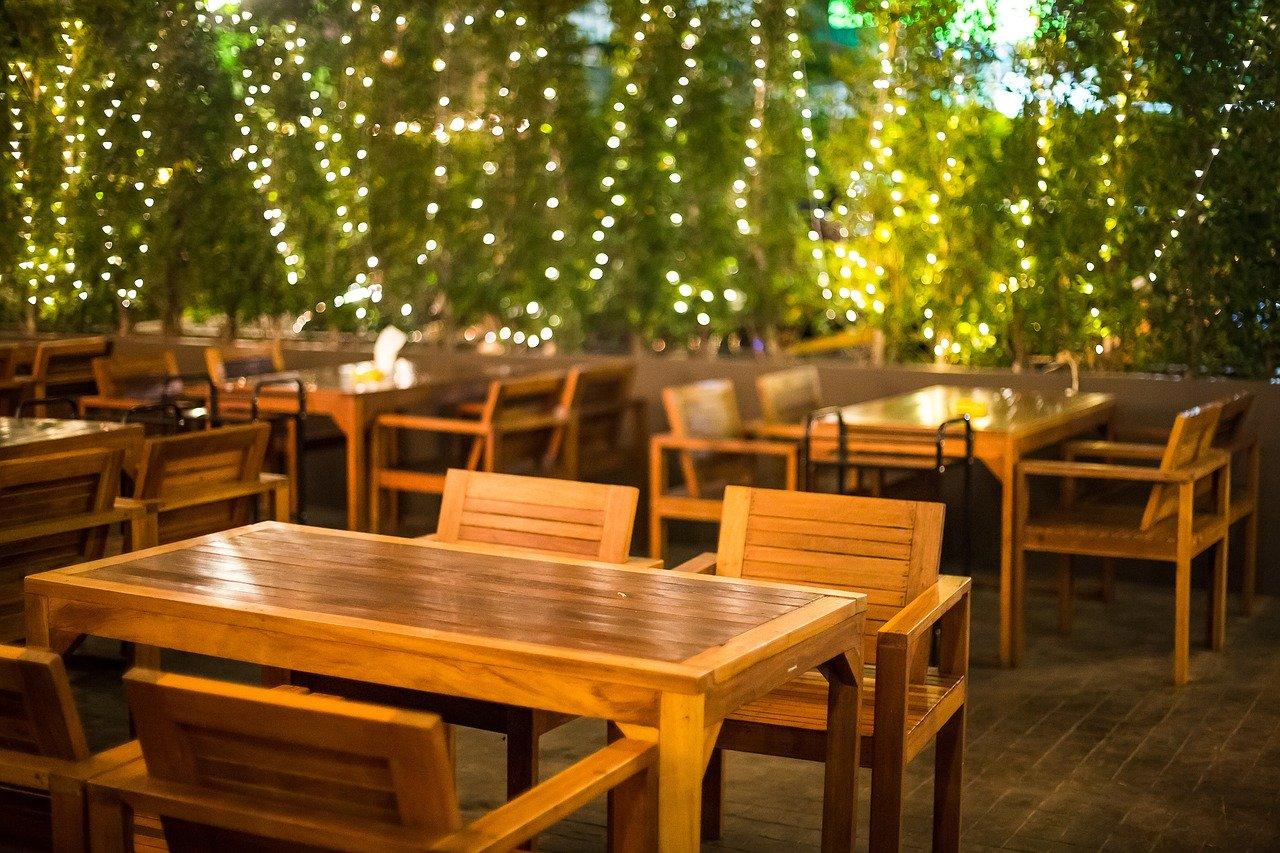 bar, restaurant, outdoor