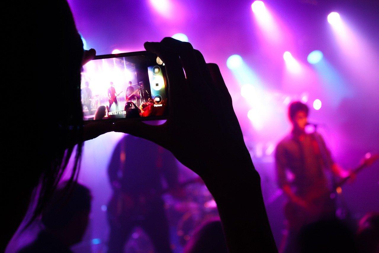 live music, rock, show